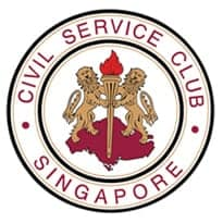 Civil Service Club Singapore Logo