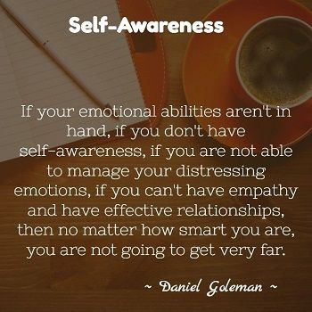 Daniel Golemanelgole about Emotional Intelligence