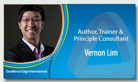 Vernon Lim Neuro Linguistic Practitioner & Coach
