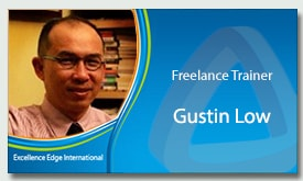 Gustin Low Freelance Trainer