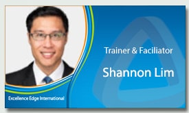 Shannon Lim - Trainer & Facilitator
